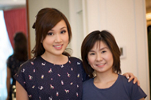 Bridal Make-up Artist Singapore