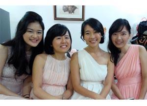 Professional Makeup Artist Singapore Fionnalau Makeup Artist