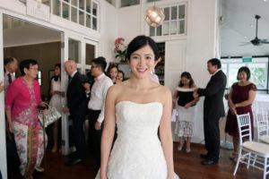 Professional Freelance Singapore Makeup Artist Fionna Lau