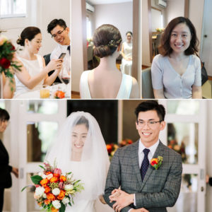 Singapore Wedding Couple