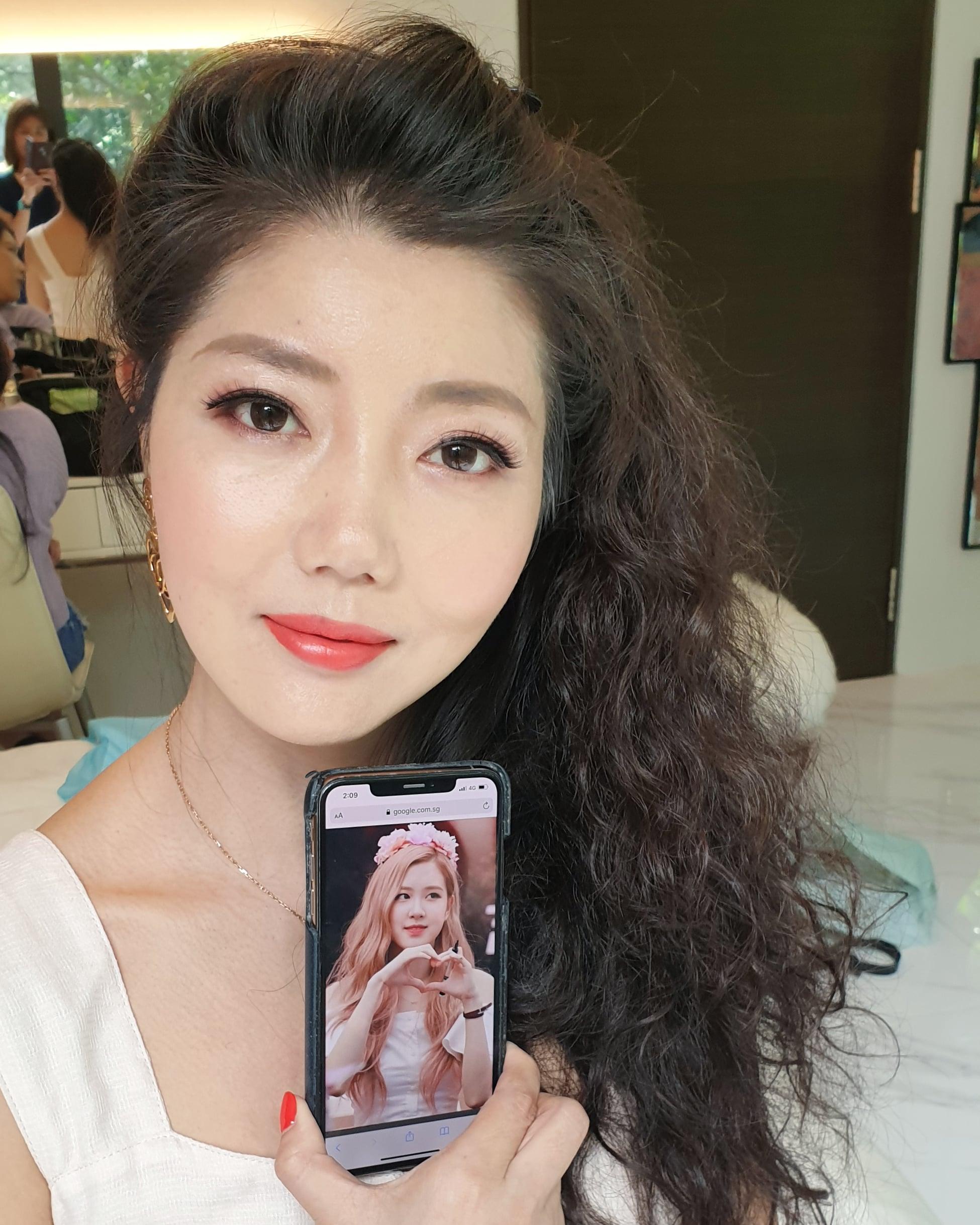 Korean Star Makeover