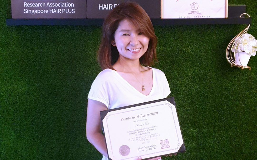 Certified Nano Hair Restoration Specialist