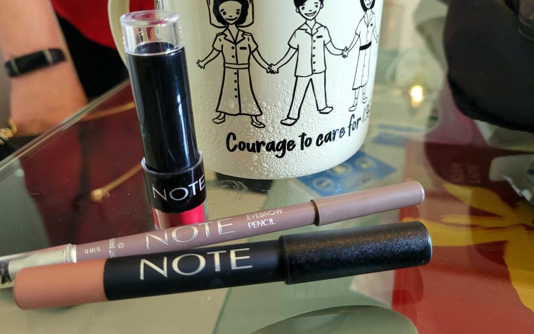 note cosmetics, Note.sg