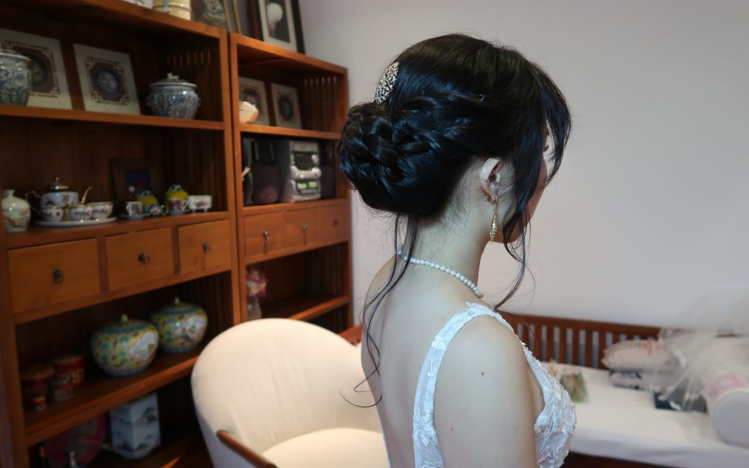 Wedding Hair, Hairstyle