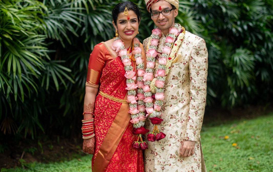 Srujana's Wedding