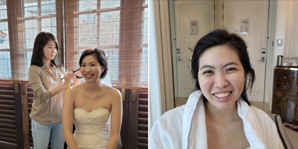 Liteng's Wedding Makeup
